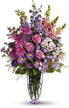 Pretty flowers from Teleflora
