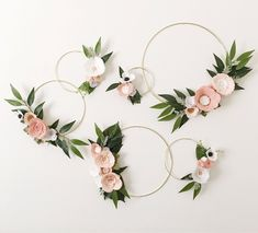 Boho Blush Wreath Se