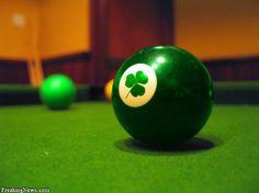 St Patrick s Day Pool