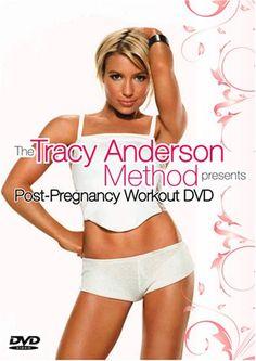 Post-Pregnancy Workout DVD