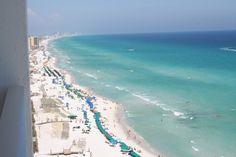 destin beach, place, panama city beach