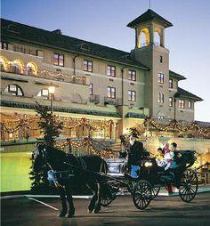 The Hotel Hershey, Hershey Pennsylvania. Looks pretty amazing. Sala Sister Retreat 2013