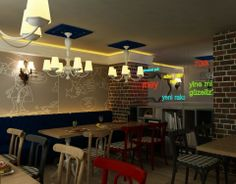 Cafe design trio on pinterest cafe design bar designs and istanbul - Modern architectural trio ...