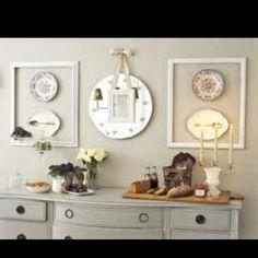 Add a Mirror & Plates
