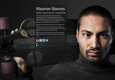Maarten Slooves' page on about.me – http://about.me/maartenslooves