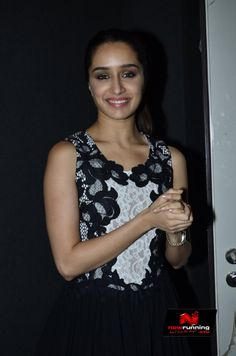 Shraddha Kapoor On The Sets Of RAW