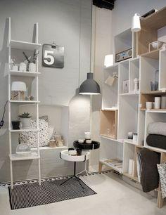 Goodhood Store - asymmetric cubes