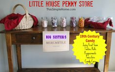 This Simple Home: Penny Store