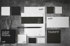 —The Collaterals | #stationary #corporate #design #corporatedesign #logo #identity #branding #marketing < repinned by www.BlickeDeeler.de | Follow us on www.facebook.com/BlickeDeeler
