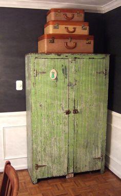 jenny elkins-cabinet, dining room
