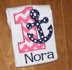 4th birthday, 1st birthday girl nautical, birthday shirts, nautical 1st birthday girl, 5th birthday, 3rd birthday, girl nautical 1st birthday, 2nd birthday, 1st birthdays