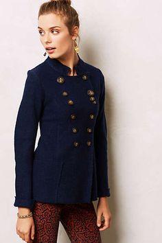 wool jacket, sweaters, boil wool, style, anthropologie, jackets, anthropologi jacket, closet, winter coats
