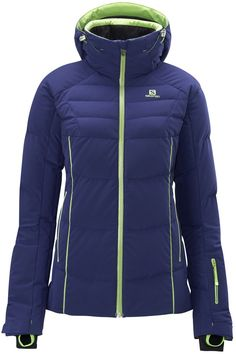 Women's S-Line Prima Jacket by Salomon. Available at the Salomon store