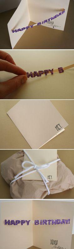 5 DIY Happy Birthday Cards Ideas   DIY Creative Ideas