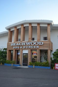 Beachwood BBQ & Burger on St. Pete Beach, FL