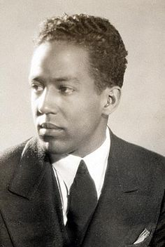 Langston Hughes - American poet, social activist, novelist, playwright, and columnist. He was one of the earliest innovators of the then-new literary art form jazz poetry.