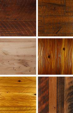 Reclaimed Hard Wood Floors