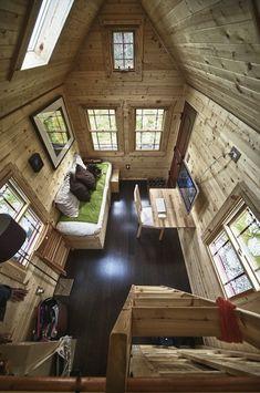 Tiny Tiny House. 170 sq feet.