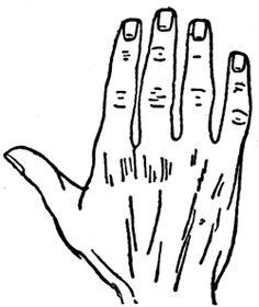 Square Hand