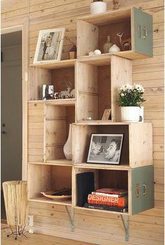 cabinets, interior design, decor inspir, display idea, designhom decor, drawers, apart idea, design idea