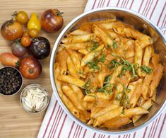 Penne Vodka : The Humane Society of the United States