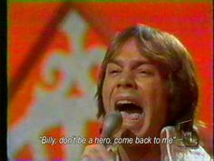 ▶ Bo Donaldson - Billy Don't Be A Hero 74 - YouTube