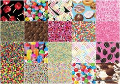 Sweet Tooth Layer Cake - Kanvas Studios - Benartex