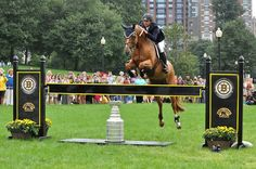 This is freaking awesome - Charlie Jacobs on Quidditch. Boston Commons .......Stanley Cup moment!