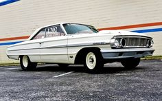 Out of Retirement: 1964 Ford Galaxie - http://barnfinds.com/out-of-retirement-1964-ford-galaxie/