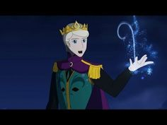"Genderbent Version of the clip from Disney's ""Frozen"" – 'Let it go'  I think I actually like it more than the original"