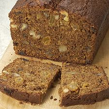 Whole Wheat Zucchini-Nut Bread