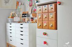 24 Creative Craft Room Storage Concepts | Decor Advisor
