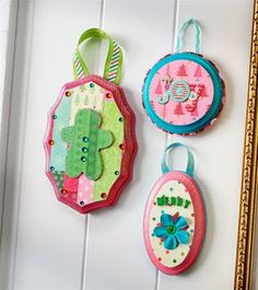 Holiday minis for decor or ornaments #lulusholiday