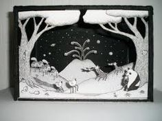 Lovely snow land