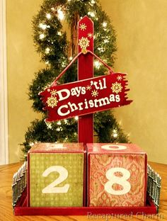 christma calendar, christma idea, advent calendar, christma craft, holiday craft, calendar craft, christmas calendar, christmas projects, diy christmas