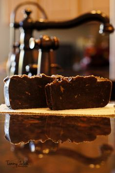 How to Make Soap at Home: A Recipe for Kitchen Coffee Spice Bar Soap