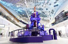 Cadbury's Chocolate Fountain