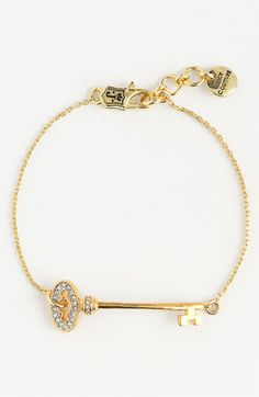 Juicy Couture 'Key to the Castle' Bracelet   Nordstrom