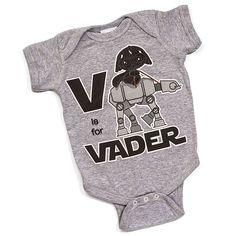 V is for Vader