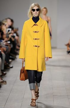 Look 7 from the Michael Kors Spring 2015 Collection. #MKSpring #AllAccessKors