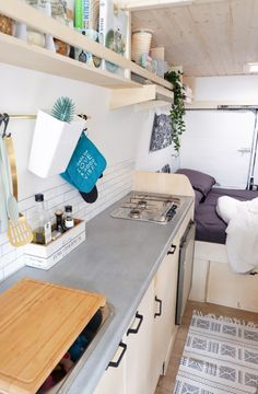 Mega camper van make
