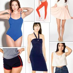 American Apparel Flash Sale on Fab. Prices start at $4! http://fab.com/kw0hna