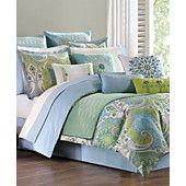 Echo Mykonos Comforter and Duvet Cover Sets