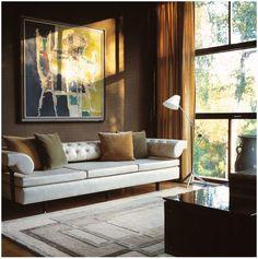 interior, warm color, live space, galleri, art