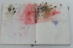 sketchbook by Lari Washburn