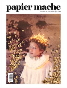 kid style, texture, magazin, kids, prints, papier mache, fashion kid