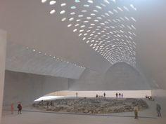 Warsaw Museum of Modern Art -- Christian Kerez