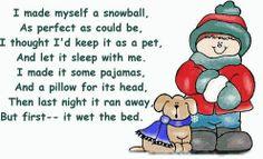 Snowball by Shel Silverstein by infoseekrs