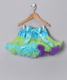 American Tutu--I actually saw a woman in a lavender dress with a skirt just like this last night and I LOVED it!