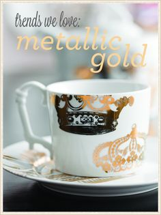 Trends Layla Grayce Loves: Gold #laylagrayce #gold #blog